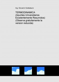 TERMODINAMICA (Teoria) (Descarga gratuitamente la version reducida)