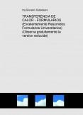TRANSFERENCIA DE CALOR - FORMULARIOS (Teoria) (Descarga gratuitamente la version reducida)
