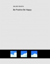 Libro Be Positive Be Happy, autor TINDU