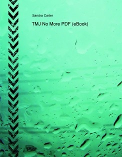 TMJ No More PDF (eBook)