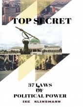 Libro Top Secret: 37 Laws of Political Power, autor klins
