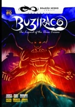 Libro BUZIRACO The Legend of the Three Crosses, autor Wagner Gonzalez Lopez
