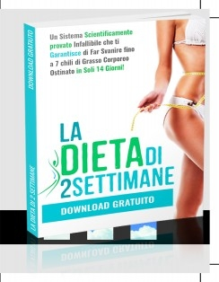 ☑️ La Dieta di 2 Settimane PDF Gratis Libro ???