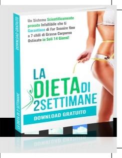 La Dieta di 2 Settimane PDF Gratis Libro