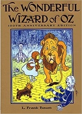 Libro The Wonderful Wizard of Oz, autor jesssenzer
