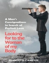 Libro Looking for to the Woman of my Body, autor Cayetano Campisi