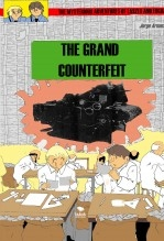 Libro The grand counterfeit, autor Jorge Arnanz