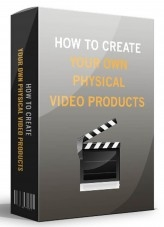 Libro How To Create Your Own Physical Video Products, autor Luis Azuaje Brito