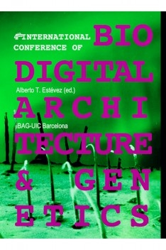 4th International Conference for Biodigital Architecture & Genetics
