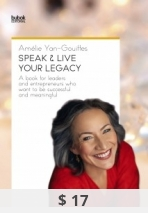 SPEAK & LIVE YOUR LEGACY